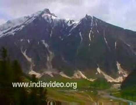Kashmir Himalayas