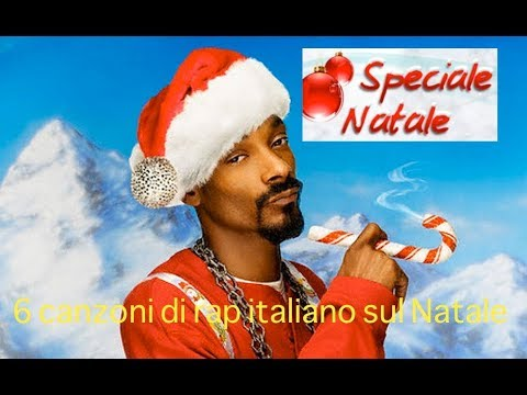 ***SPECIALE NATALE*** - 6 canzoni di rap italiano sul Natale