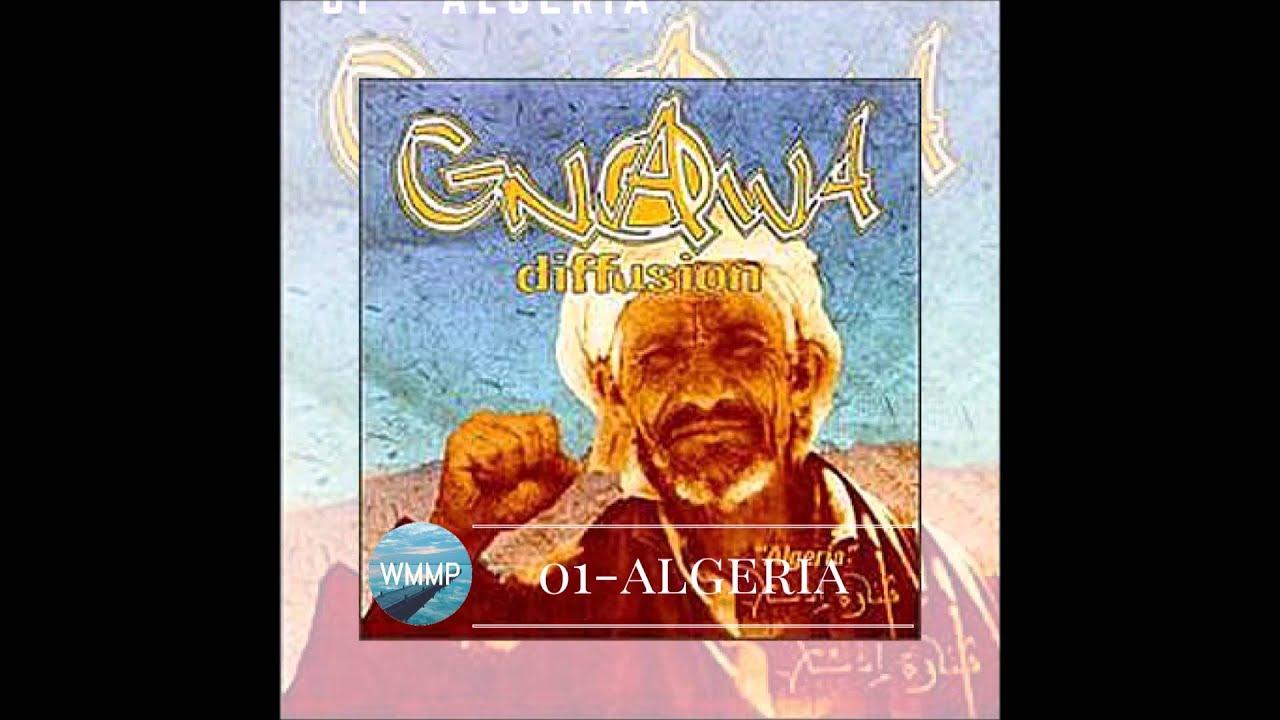gnawa diffusion algeria