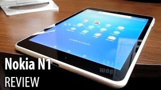 Nokia N1 Review (Z-Launcher Tablet/ USB Type-C) - Tablet-News.com