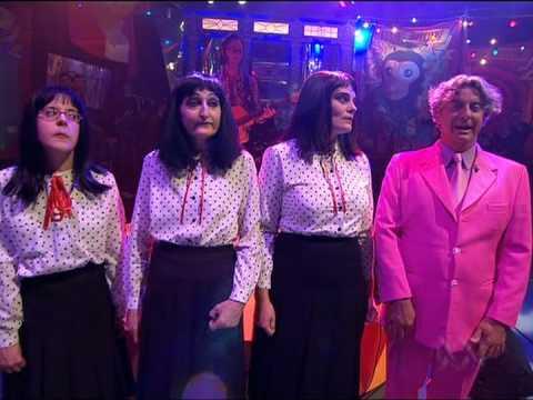 The Kransky Sisters & Stephen Abbott - Yodelling