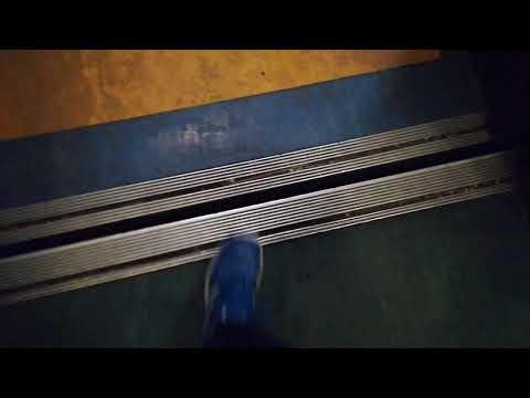 Montgomery/KONE Hydraulic Elevator At Scotia Bank Theatre/Cineplex Chinook, Calgary, Alberta