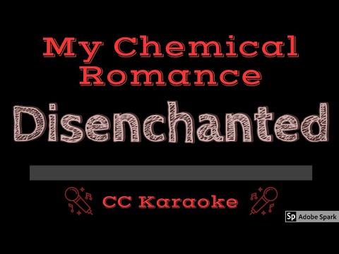 My Chemical Romance • Disenchanted (CC) [Karaoke Instrumental Lyrics]