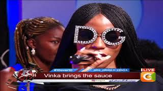 Upclose with Uganda's Vinka #10Over10