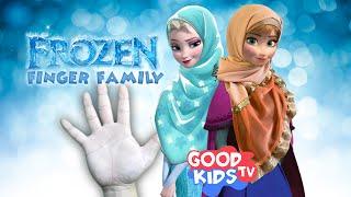 finger family daddy finger frozen muslim nursery rhymes for kids children toddler