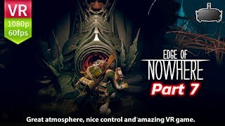 Edge Of Nowhere Oculus Rift Part 7 | Uncharted + Tomb Raider in VR