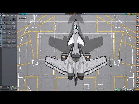 Advanced plane tutorial #2: Hinged VTOL engines