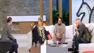 منى واصف في برنامج بيت الكل مع عادل كرم تحكى عن ابنائها في مسلسل الهيبة   #منى_واصف #تيم_حسن #الهيبة