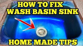 wash_basin #plumbing_tips #plumbing_ideas.