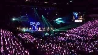 周杰倫 驚嘆號 魔天倫世界巡迴演唱會小巨蛋最終場 08-09-2013
