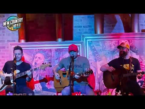 Michael Ray - Whiskey and Rain Live Performance