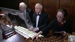 Ullrich Böhme organ concert at Saint-Sulpice