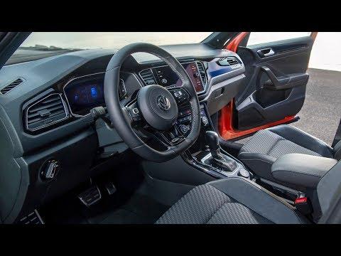 2020 Volkswagen T-Roc R - INTERIOR And Exterior Details