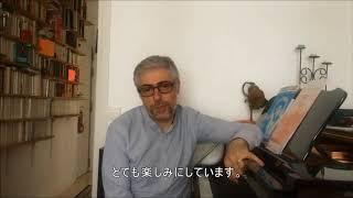"""ジョバンニ・ミラバッシ """"憧れの土地、屋久島で初公演"""" 2018年3月21日(..."""