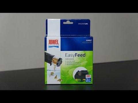 [My Unboxing | Déballage #53] Distributeur de Nourriture pour Aquariophilie | Juwel EasyFeed 89000