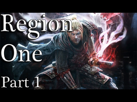 Nioh Playthrough | REGION ONE - Part 1 (Boss timestamps in description)