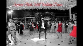 Surprise Flash Mob Wedding Dance | Miltone + Anisha | 8th Dec 2018 | Joywin' Studio