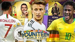 FIFA 18: YOUnited WORLD CUP TOTS REUS #05 - Die SCHWERSTE Entscheidung!