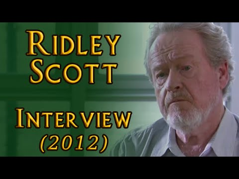 Ridley Scott interview (2012) - [24 mins]