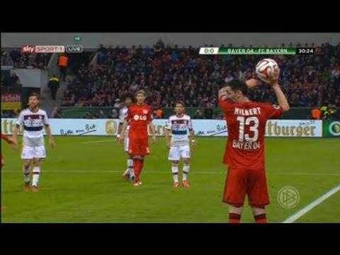 Leverkusen Vs Munchen