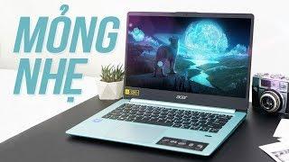 Acer Swift 1: Laptop thiết kế doanh nhân giá sinh viên có gì hot?