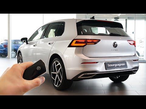 2020 VW Golf 8 1.5 ETSI (150hp) - Sound & Visual Review!