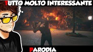 Fabio Rovazzi - Tutto Molto Interessante [PARODIA]