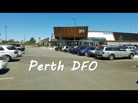 Shopping At DFO Perth | പെർത്തിലെ DFO യിൽ  ഒരു ചെറിയ ഷോപ്പിംഗ്