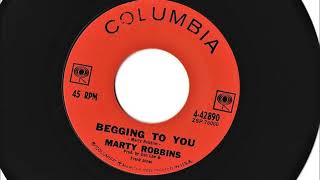Begging To You , Marty Robbins , 1963 YouTube Videos