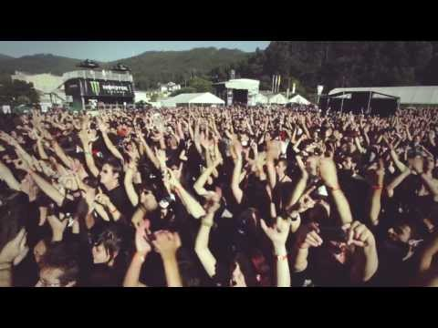 Resurrection Fest 2013 by Monster Energy, I Killed The Prom Queen and MadFilms