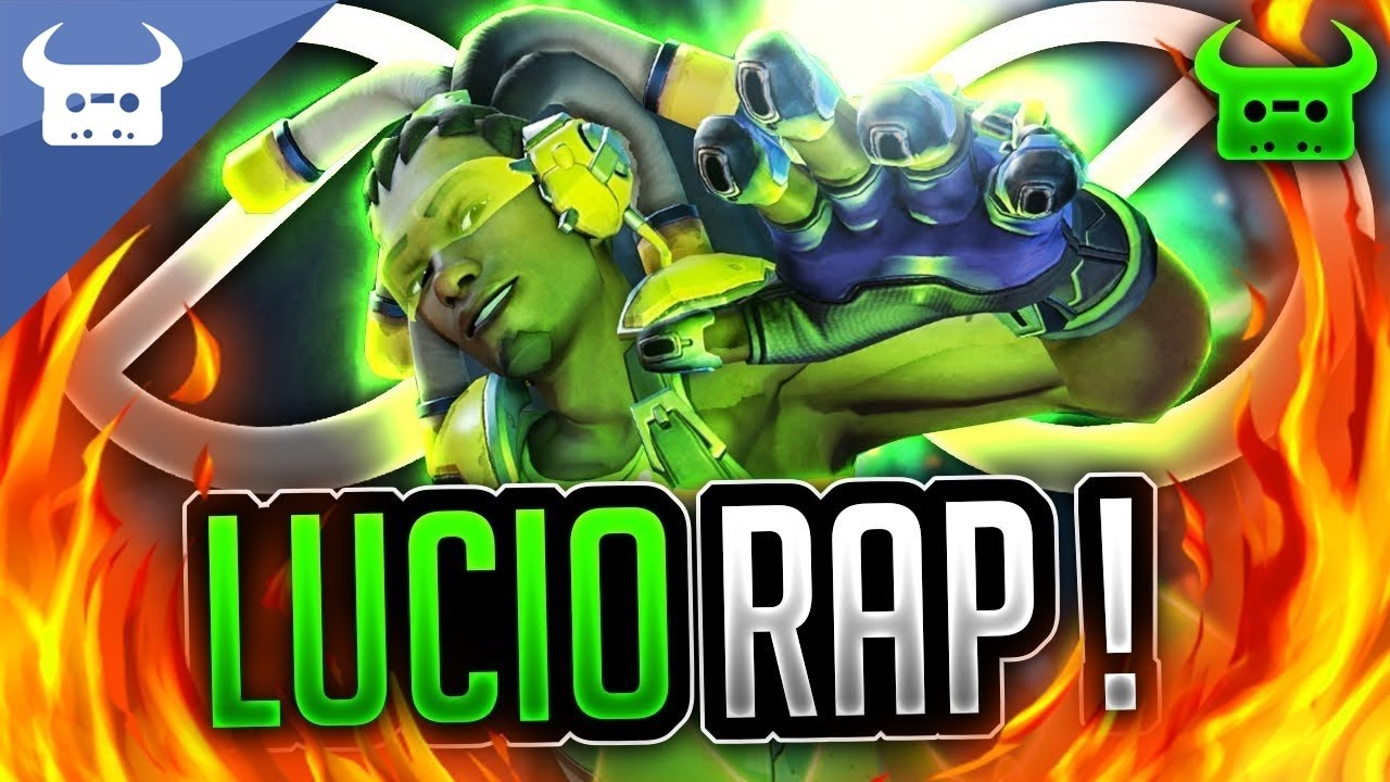 OVERWATCH RAP SONG - Lúcio Self | Dan Bull