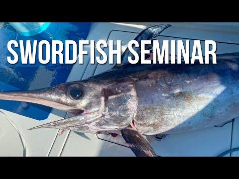 How to Catch MONSTER Swordfish