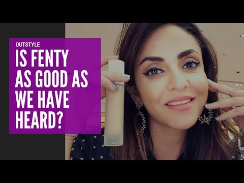 Beauty | Fenty Beauty Review | Nadia Khan reviews Rihanna New Makeup Line | OutStyle.com