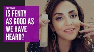 Beauty | Fenty Beauty Review | Nadia Khan reviews Rihanna New Makeup Line | OutStyle.com