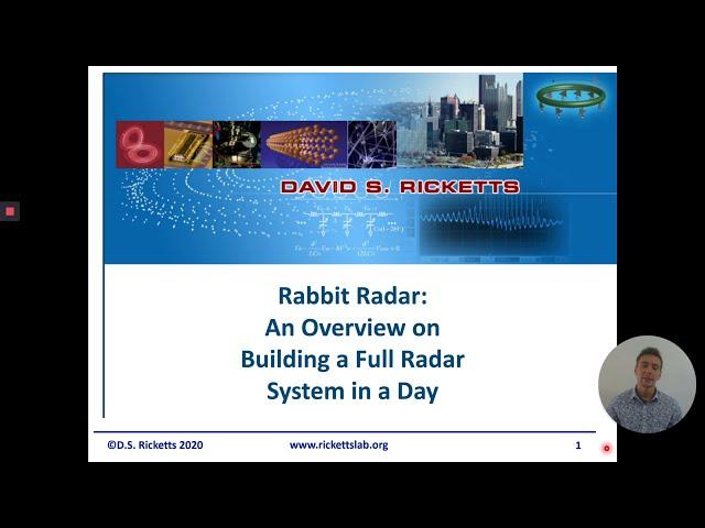 Rabbit Radar — Building a Full Radar System in a Day