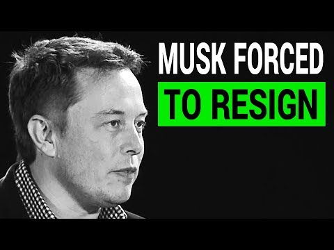 Elon Musk to Resign as Chairman of Tesla per SEC Settlement