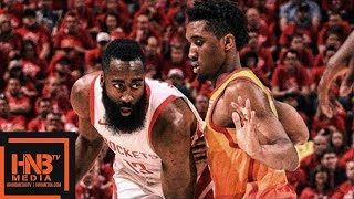Houston Rockets vs Utah Jazz Full Game Highlights / Game 3 / 2018 NBA Playoffs