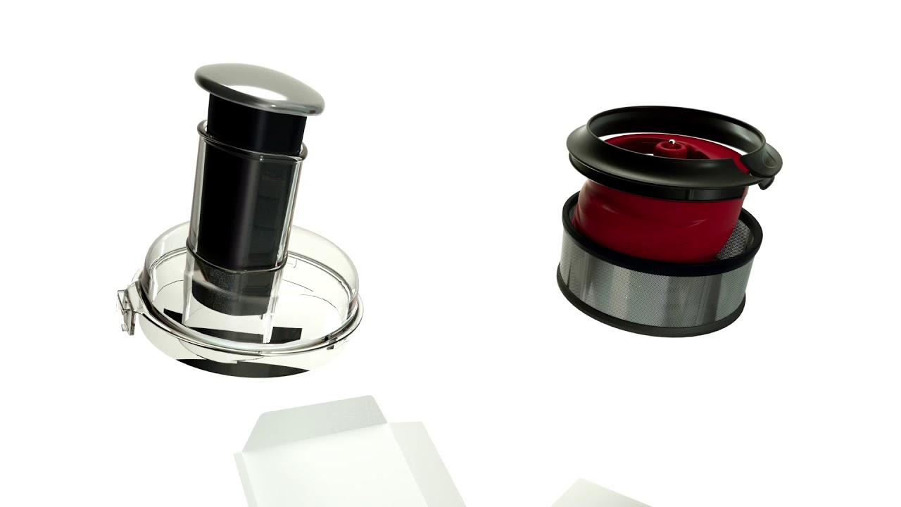 extra press xl magimix accessoire robot cook expert magimix extracteur de jus