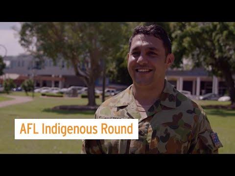AFL Indigenous Round 2016 - Keegan Himstedt, Surveillance Aircraft Operator