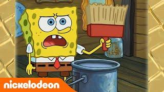 Sponge BobSchwammkopf Goldene Momente | SpongeBob der Anstreicher | Nickelodeon Deutschland