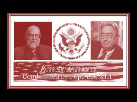 The Error of Americanism - Biersach and Coulombe