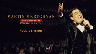 Martin Mkrtchyan Live in Concert at Dolby Theatre / Full Version /