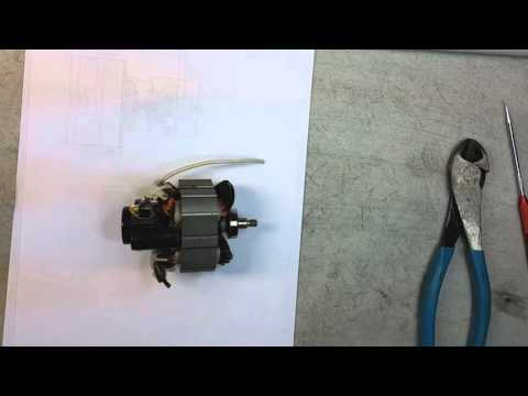 Bissell Commercial/Hotel Vacuum Cleaner Motor by Ningbo Defeng of China