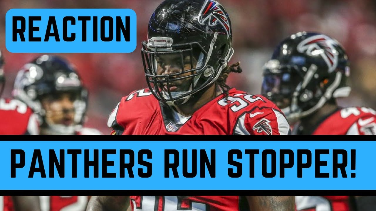 e56a0bc04 Carolina Panthers Sign Dontari Poe Reaction and Analysis - YouTube