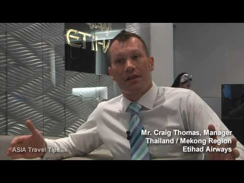Etihad Airways - HD Interview - Part 1 of 2