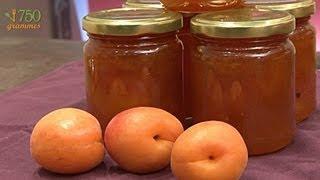 Recette De La Confiture D'abricots - 750 Grammes