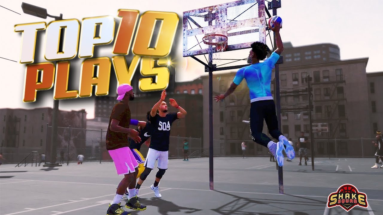 NBA 2K18 TOP 10 RARE PLAYS Of The WEEK! - Putbacks, Ankle Breakers, Posters & More