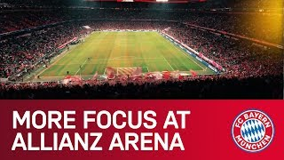 Matchday Behind the Scenes of Allianz Arena | SAP x FC Bayern