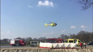 Prio 1 Hv Voertuig Letsel N34 Holthone 04-2370 04-2333 (traumahelikopter)#5