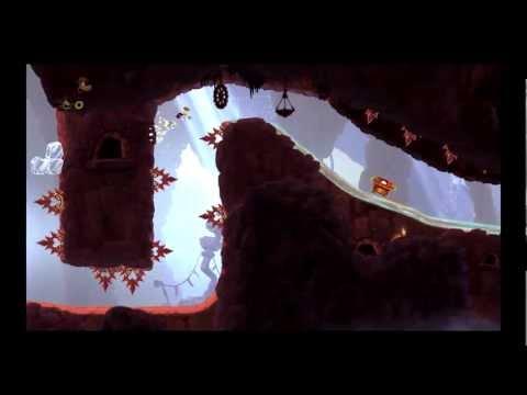 Rayman Origins - Skull Tooth #10 - Tricky Temple Too (Храм с секретом)
